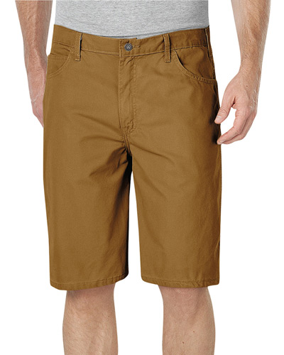 "Men's 11"" Relaxed Fit Lightweight Duck Carpenter Short"