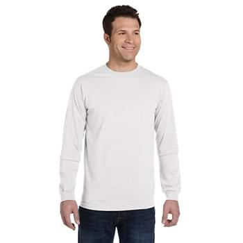 Men's 100% Organic Cotton Classic Long-Sleeve T-Shirt