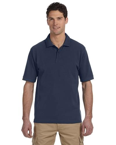 Men's 6.5 oz., 100% Organic Cotton Piqu Polo