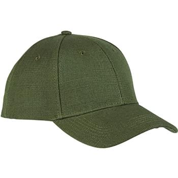 6.8 oz. Hemp Baseball Cap