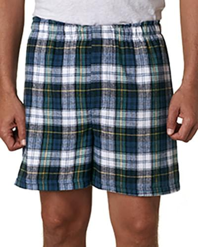 Adult Classic Flannel Boxers