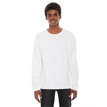 Unisex Flex Fleece Drop Shoulder Pullover Crewneck