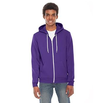 Unisex Flex Fleece USA Made Zip Hoodie