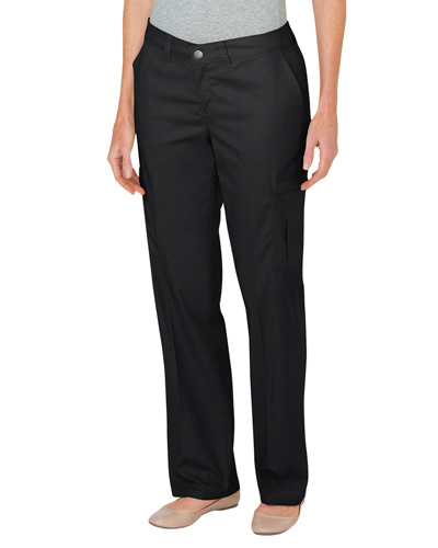 Ladies' Premium Relaxed Straight Cargo Pant