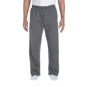 Adult DryBlend? Adult 9 oz., 50/50?Open-Bottom Sweatpants