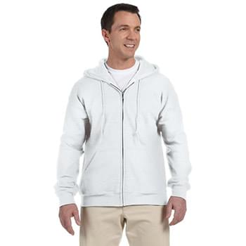 Adult DryBlend? Adult 9 oz., 50/50 Full-Zip Hooded Sweatshirt