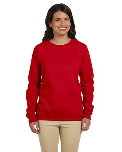 Ladies' Heavy Blend  8 oz., 50/50 Fleece Crew