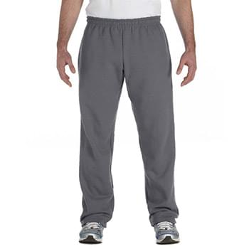 Adult Heavy Blend Adult 50/50 Open-Bottom Sweatpants