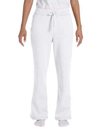 Ladies' Heavy Blend  8 oz., 50/50 Open-Bottom Sweatpants