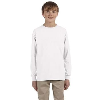Youth Ultra Cotton? 6 oz. Long-Sleeve T-Shirt