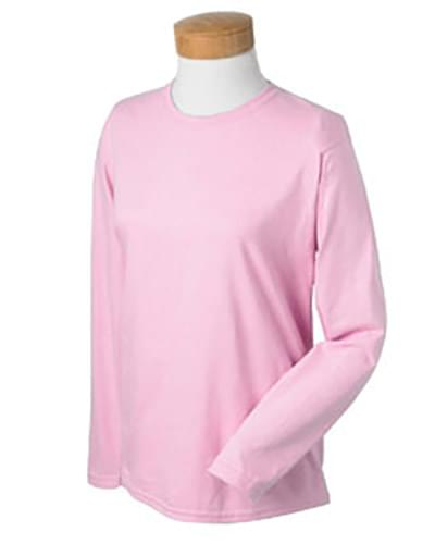 Ladies  6.1 oz. Ultra Cotton  Long-Sleeve T-Shirt