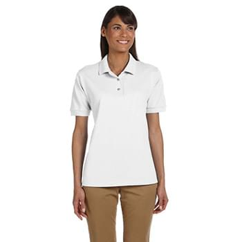Ladies'  Ultra Cotton? Ladies' 6.3 oz. Piqu? Polo
