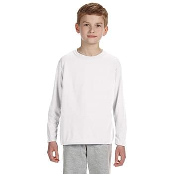 Youth Performance Youth 5oz. Long-Sleeve T-Shirt