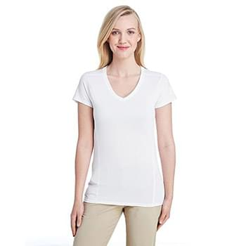 Ladies' Performance Ladies' 4.7 oz. V-Neck Tech T-Shirt