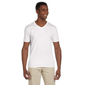 Adult Softstyle? 4.5 oz. V-Neck T-Shirt