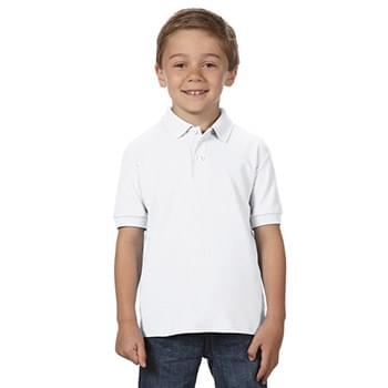 Youth 6 oz. Double Piqu Polo