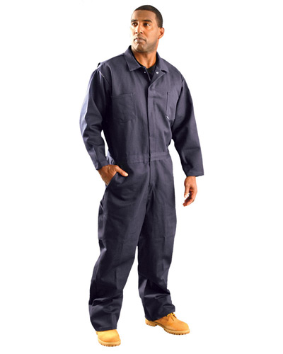 Men's Classic Indura Flame Resistant HRC 2 Coverall