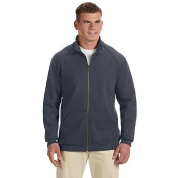 Adult Premium Cotton? Adult 9 oz. Fleece Full-Zip Jacket