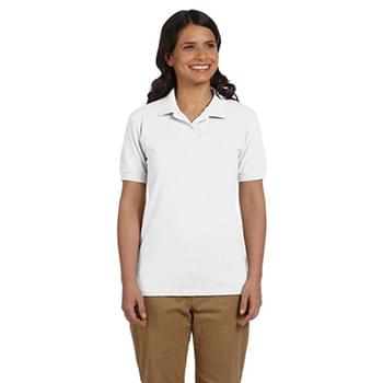 Ladies' 6.8 oz. Piqu Polo