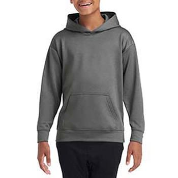 Performance Youth 7 oz.,  Tech Hooded Sweatshirt