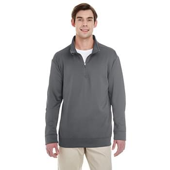 Adult Performance 7 oz. Tech Quarter-Zip Sweatshirt