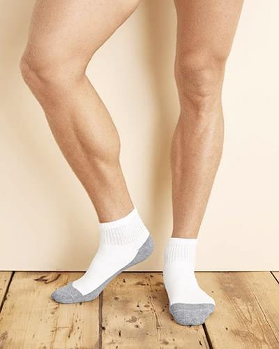 Adult Platinum? Adult Ankle Socks