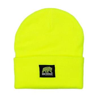 Enhanced-Vis Knit Beanie