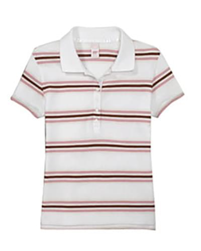 Ladies' 3.5 oz. Newport Sheer Cotton Piqu Polo