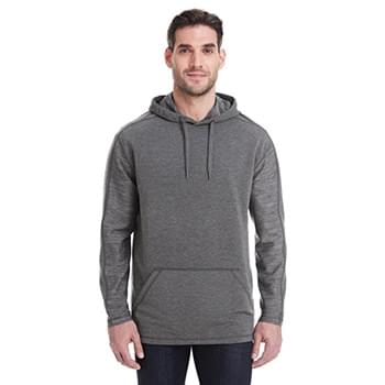 Adult Omega Stretch Hooded Sweatshirt