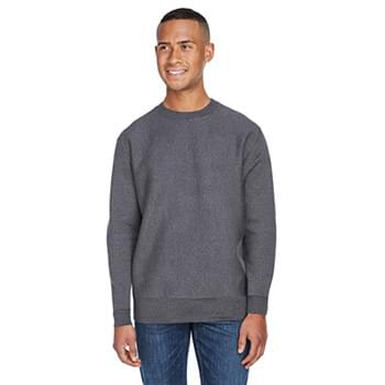 Adult Sport Weave Crew Neck Sweatshirt