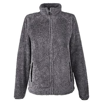 Ladies Boundary Shag Full Zip