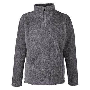 Men's Boundary Shag Quarter Zip