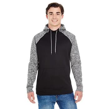 Adult Colorblock Cosmic Pullover Hooded Sweatshirt