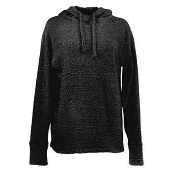 Ladies' Teddy Fleece Scuba Hoodie