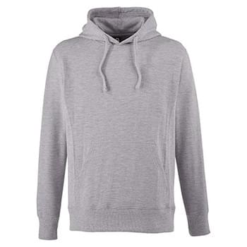 Ripple Fleece Pulllover Hooded Sweatshirt