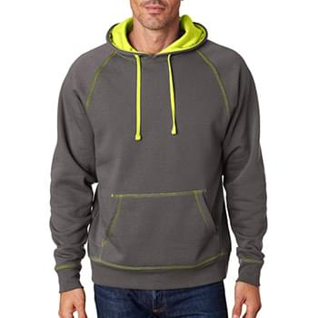 Adult Shadow Fleece Pullover Hood