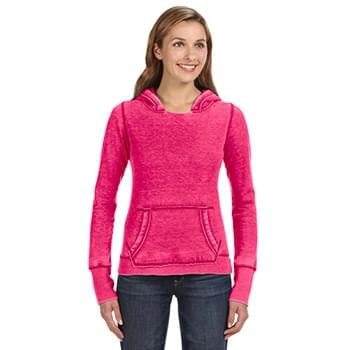 Ladies' Zen Pullover Fleece Hooded Sweatshirt