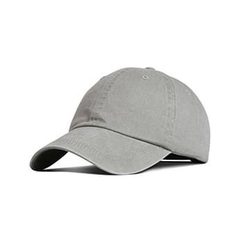 Washed Cotton Pigment-Dyed Cap