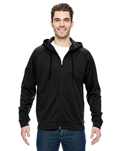 7.4 oz. Tactical Full-Zip Fleece Jacket