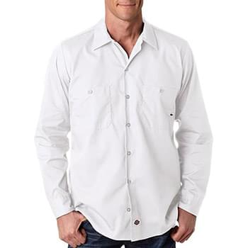 Men's 4.25 oz. Industrial Long-Sleeve Work Shirt