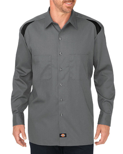 Men's Long-Sleeve Performance Team Shirt