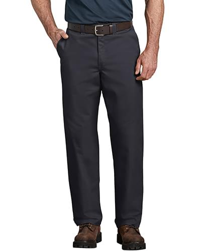 Men's Industrial Relaxed Fit Straight Leg Comfort Waist Pant