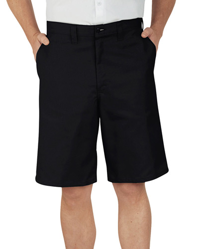 "Men's 11"" Industrial Flat Front Short"