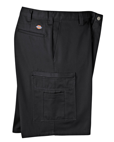 "8.5 oz., 11"" Industrial Cotton Cargo Short"