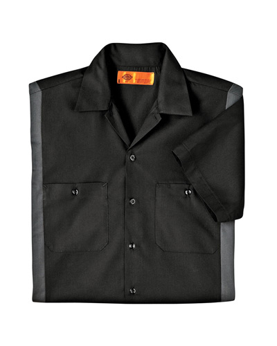 Men's 4.25 oz. Industrial Colorblock Shirt