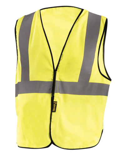 Men's Value Flame Resistan Non-Ansi Solid Vest