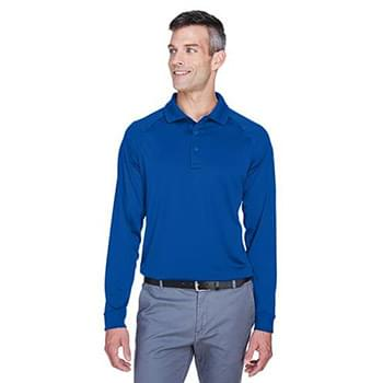 Men's Advantage Snag Protection Plus Long-Sleeve Tactical Polo