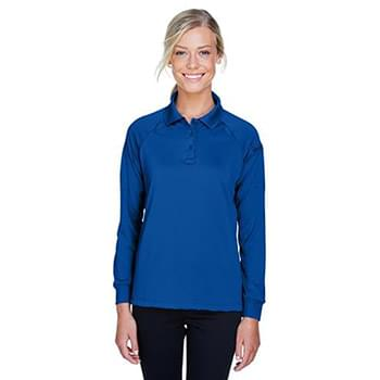 Ladies' Advantage Snag Protection Plus Long-Sleeve Tactical Polo