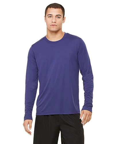 Unisex Performance Long-Sleeve T-Shirt