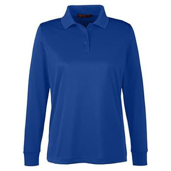 Ladies' Advantage Snag Protection Plus IL Long Sleeve Polo